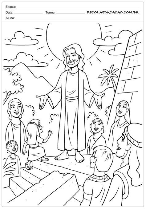 Seguidores de Jesus - Escola Educação