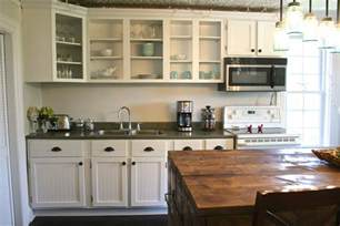 Kitchen Cabinet Diy Makeover Kitchen Renovation Makeover Progress Before And After Nest Of Bliss