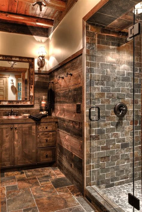 rustic bathroom designs rustic bathroom designs with bungalow bronze vanity lights