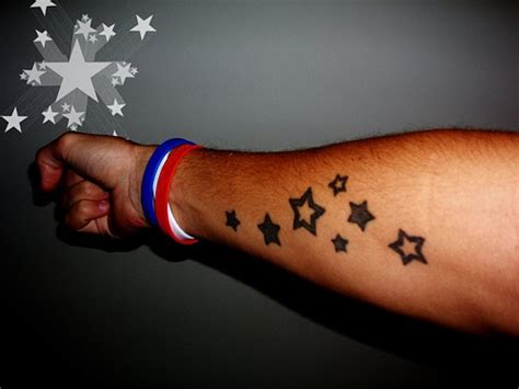 star tattoos on forearm for men 301 moved permanently