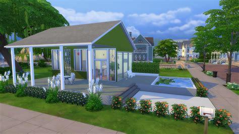 tiny house tour modern green tiny house tour the sims legacy challenge