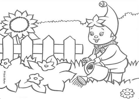 imagenes para colorear jardin de infantes coloriage jardin les beaux dessins de nature 224 imprimer