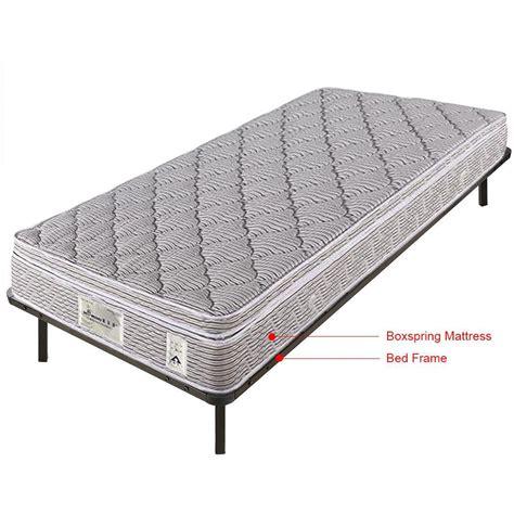 standard xl sized wood slats metal bed frame 4 leg