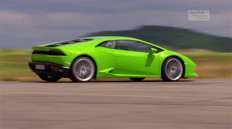 Spot Auto by Lamborghini Hurac 225 N Gr 252 Ne H 246 Llenmaschine Fast