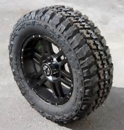 Truck Tires For 20x9 Wheels 20 Quot Matte Black Wheels 35 Quot Tires Dodge Truck 20x9 Ram