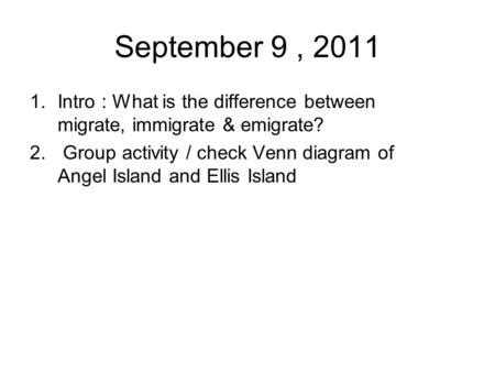 ellis island and island venn diagram essential question what impact did immigration and