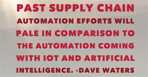 Which Mba Will Be Automated motivation quotes for the supply chain mba