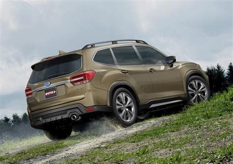 Subaru Forester Xt 2020 by Subaru Forester Xt To Be Dropped For All New 2019 Forester