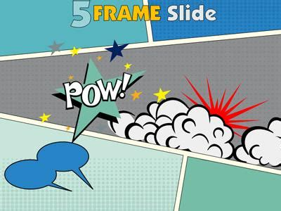 Comic Book Powerpoint Template Free Download Briski Info Comic Book Template Powerpoint