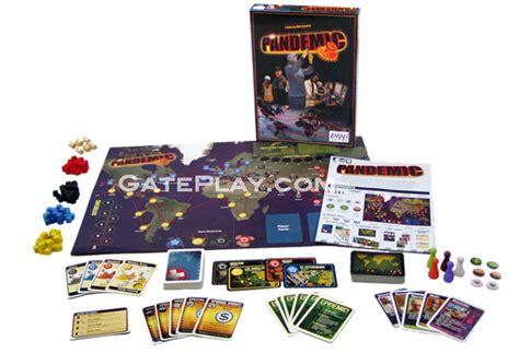 Pandemic Boardgame pandemic board z matt leacock gateplay gateway to great