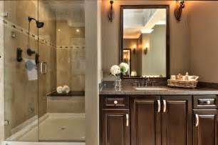 Ocean park traditional bathroom vancouver by positive space