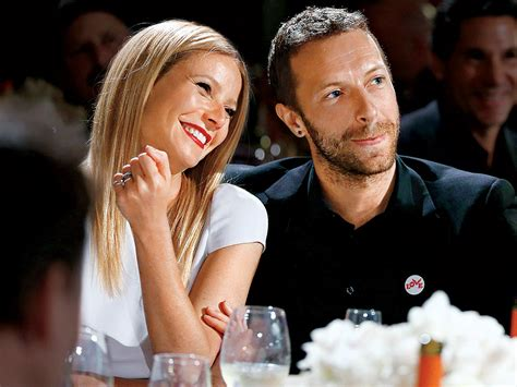 chris martin and gwyneth paltrow gwyneth paltrow talks chris martin attends his concert in