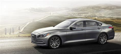 the 2017 genesis g80 at bentley hyundai huntsville al