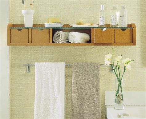 clever stylish bathroom storage ideas