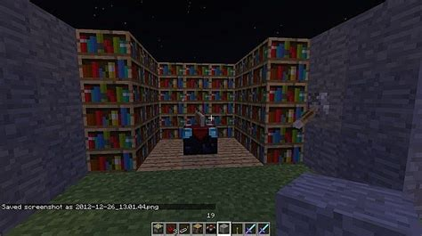 how to make an enchantment room piston enchanting room minecraft project