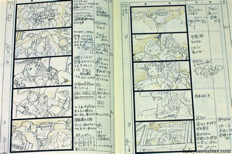 picture book storyboard the of spirited away storyboard book review