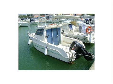 saver 22 cabin fisher usato saver 21 cabin fisher in toscana barche a motore usate