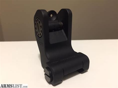 Rear Sight Cqb Pisir Belakang armslist for sale troy fixed rear cqb sight