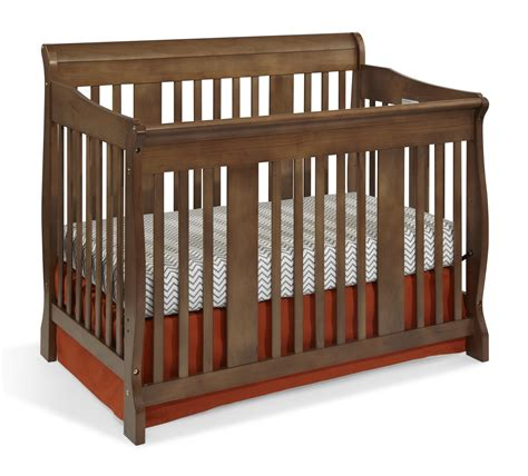 Storkcraft Tuscany Convertible Crib Storkcraft Tuscany Convertible Crib Dove Brown