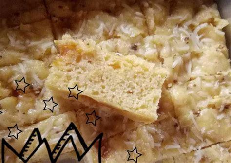 resep brownis keju nutricake oleh bellaku cookpad