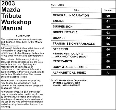 service manuals schematics 2011 mazda tribute instrument cluster 2005 mazda tribute fuse panel diagram 37 wiring diagram images wiring diagrams billigfluege co
