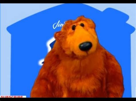 Bear In The Big Blue House Song Disney Channel Theme Intro