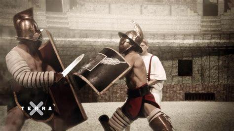 film wie gladiator wie die gladiatoren wirklich k 228 mpften zdfmediathek