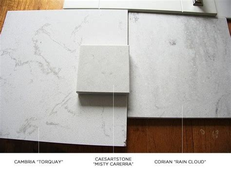 from left to right cambria torquay caesarstone