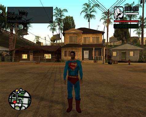 download mod game gta san andreas gta san andreas superman mod pc game