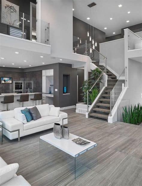 moderne wohnzimmer bilder 1001 ideas de decoraci 243 n de casas minimalistas seg 250 n las