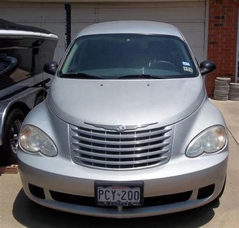 auto air conditioning repair 2007 chrysler pt cruiser interior lighting sell new 2007 chrysler pt crusier not running for repair or parts in rockwall texas united states
