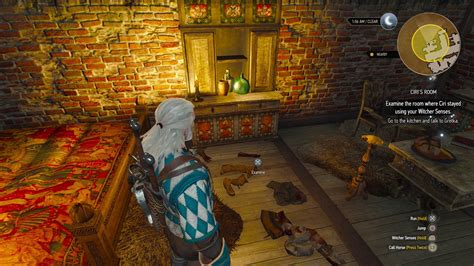The Room Locations The Witcher 3h Velen Ciri S Room Funeral Pyres Usgamer