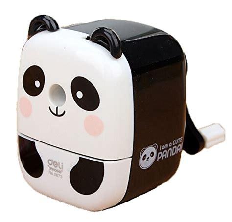 Stepler Panda panda mini desktop stapler staple stapler office home stapler 62 5cm