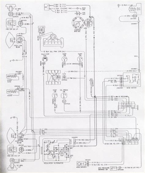 1984 Gm Ignition Wiring Diagram Wiring Diagram