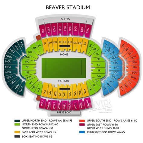 penn state stadium seating beaver stadium tickets beaver stadium information