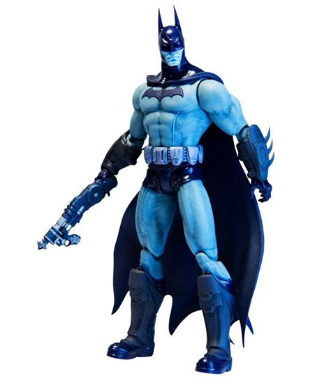 Dc Collectibles Batman Arkham City Series 2 Batman Detective Mode dc collectibles batman arkham city series 2 batman detective mode variant figure 6 75