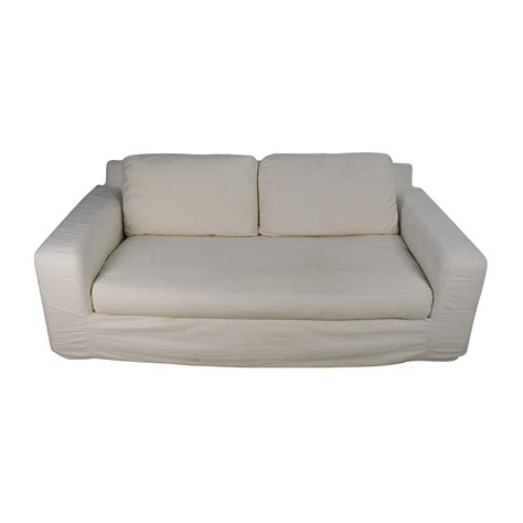 pottery barn deep couch seated coupon code