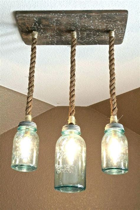 jar pendant l kit pendant light kit diy jar pendant l kit in rustic