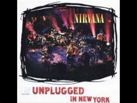 download mp3 full album nirvana mtv nirvana unplugged full album youtube
