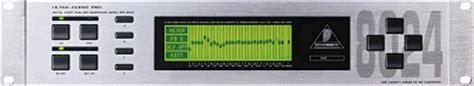 Behringer Ultra Curve Pro Behringer Virtualizer 3d ullrich s page