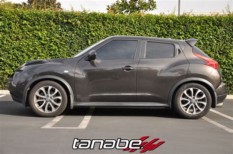 slammed nissan juke tanabe usa r d blog tanabe sustec pro s 0c coilovers on