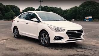 Length Of Hyundai Verna New Hyundai Verna 2017 Review With Features