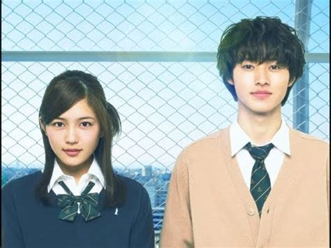 film romance jepang live action top 14 live action moives japanese romance movies based on