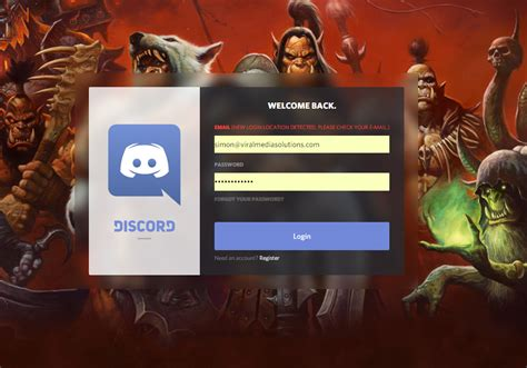 Discord New Login Location Detected | locked out of my discord account how do i get back in