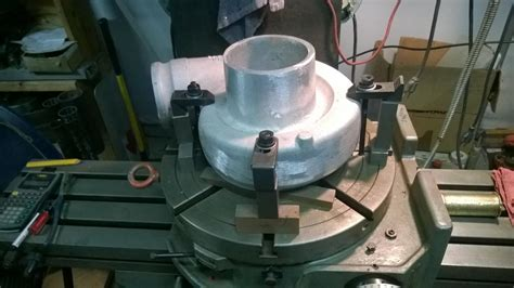 Rotary Table Size Use On Bridgeport 9 Quot X 42 Quot Table