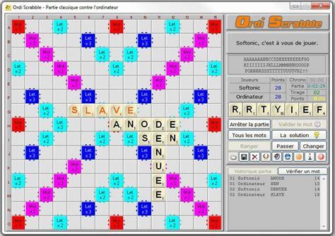 scrabble en francais ordi scrabble t 233 l 233 charger