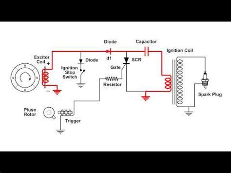 test capacitor discharge ignition fet igniter videolike