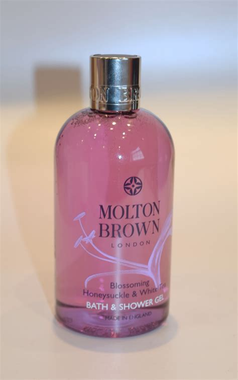 molton brown bath and shower gel molton brown blossoming honeysuckle white tea bath and