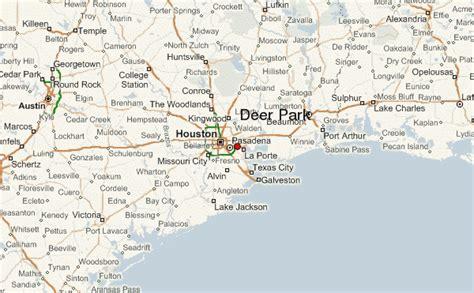 map of deer park texas gu 237 a urbano de deer park