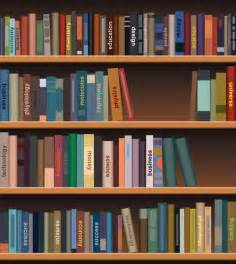 Ornate Bookcase Bookshelf Vector Illustration Clip Arts Free Clip Art